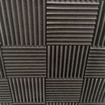 Bloomsbury film studio central London sound proofed